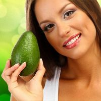 How is avocado useful for women?