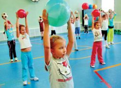 Physical education of schoolchildren