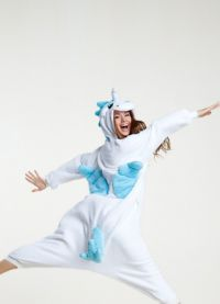 "Pajamas ""Unicorn"""